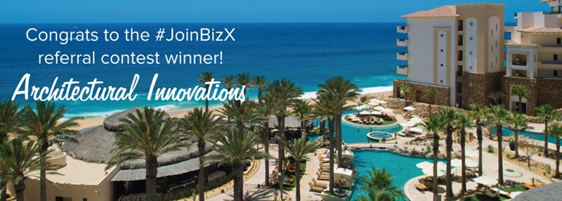 #JoinBizX Architectural Innovations Blog Header