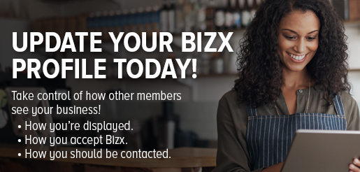 Update You BizX Profile on the BizX Barter Platform