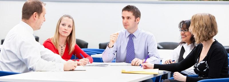 Business Meeting Blog Header