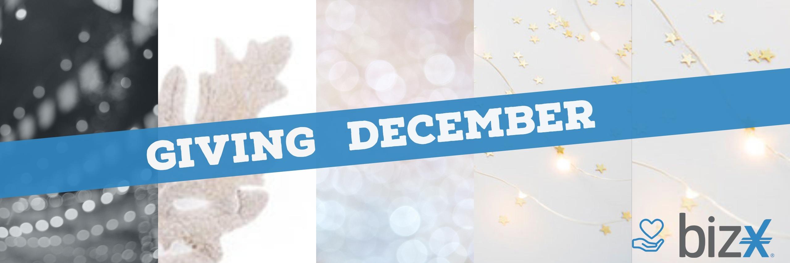 Giving December