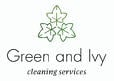Green and Ivy Cleaning Services Logo