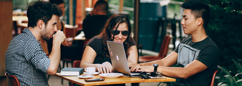 Group of Entrepreneurs Blog Header
