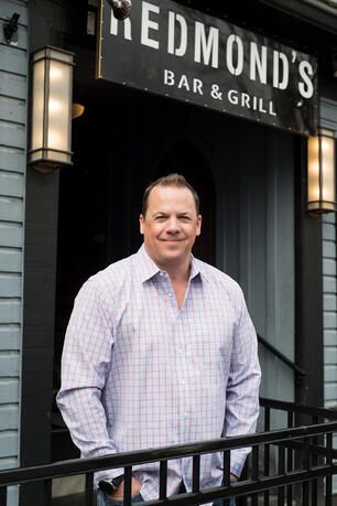 Tim Short, Owner of Redmond Bar & Grill