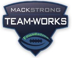 Mack Strong Team Works Logo