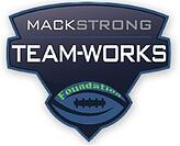 Mack Strong Team Works Logo