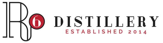 R6 Distillery Logo