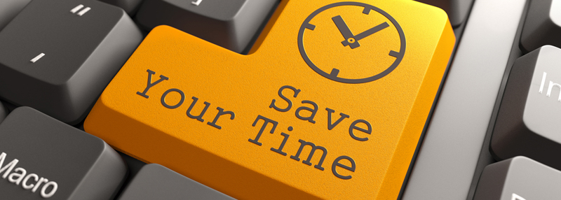 Save Your Time blog header