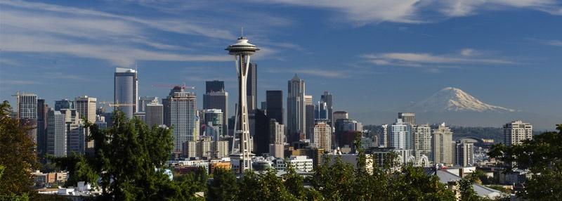 Seattle Skyline Blog header