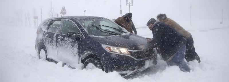 Snowmageddon Blog Header