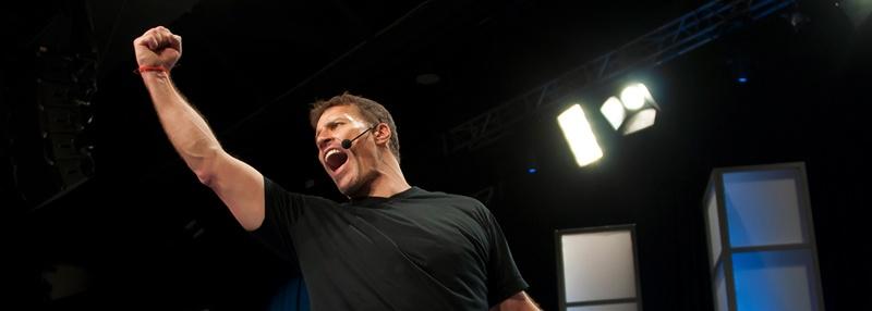 Tony Robbins Blog Header